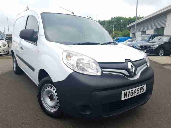 2014 (64) Renault Kangoo 1.5dCi Phase II eco2 ML19 dCi 75 in white