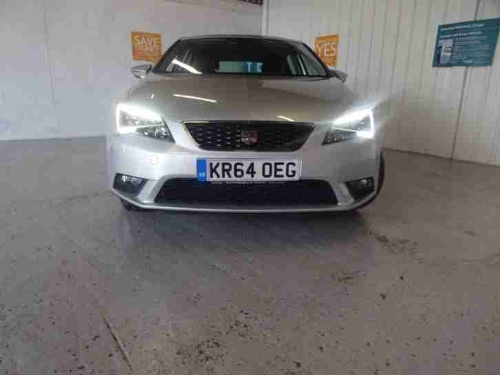seat 2014 64 leon 1 6 tdi se technology 5d 105 bhp diesel car for sale. Black Bedroom Furniture Sets. Home Design Ideas