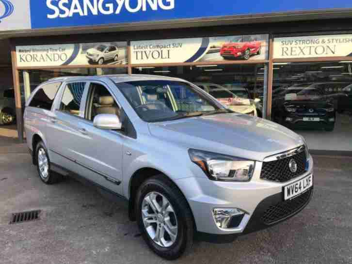 Ssangyong 64. Ssangyong car from United Kingdom