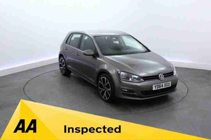 2014 64 VOLKSWAGEN GOLF 1.6 MATCH TDI