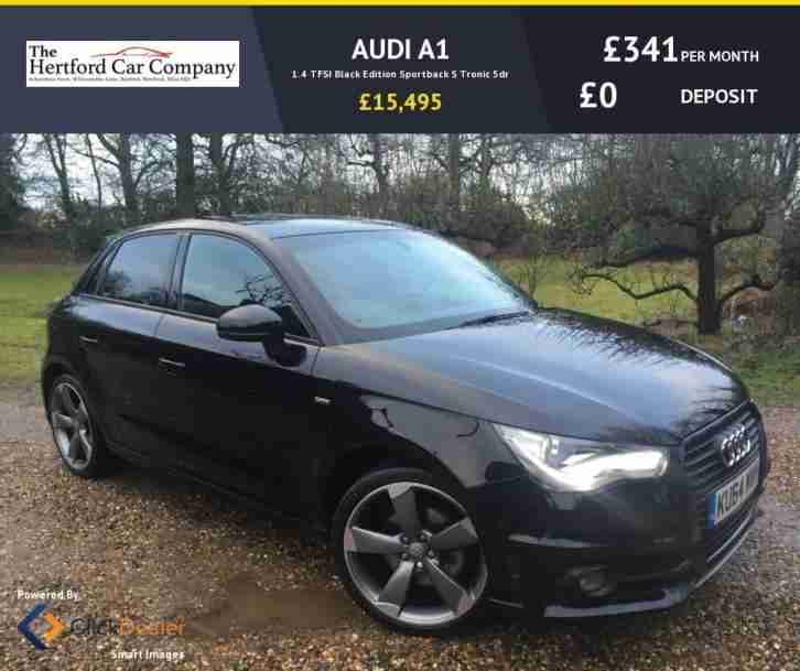 Audi A3 2 0 Tdi Black Edition Sportback S Tronic S S 5dr Auto Diesel Sportback: Great Used Cars Portal For Sale