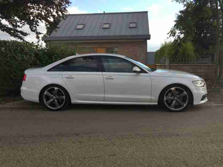 Audi A6. Audi Car From United Kingdom
