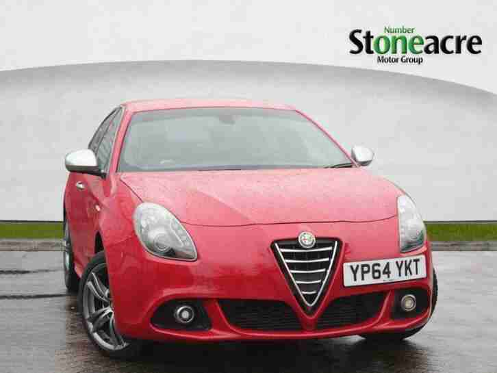 2014 Alfa Romeo Giulietta 1.4 TB MultiAir Exclusive Hatchback 5dr Petrol Manual