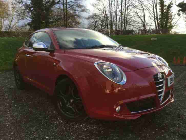 2014 Mito 1.3 JTDM Distinctive 3dr