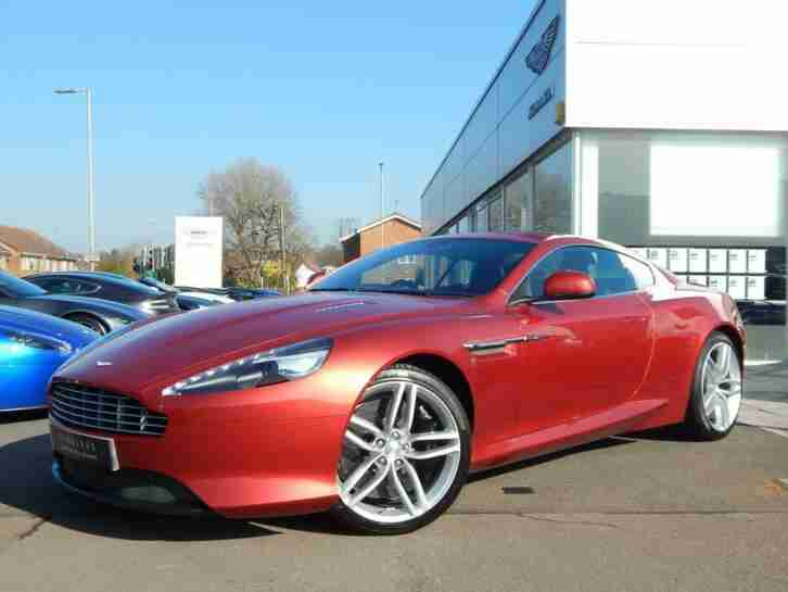 2014 DB9 V12 2dr Touchtronic