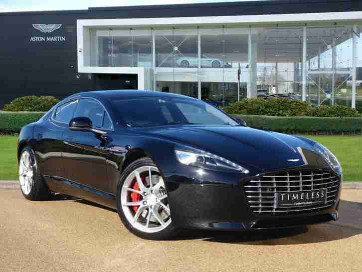 2014 Rapide S