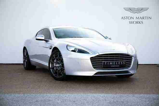 2014 Rapide S Coupe