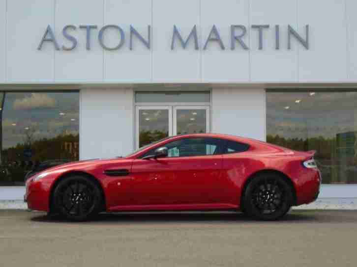 2014 Aston Martin V12 Vantage S Coupe V12 S - 2 Door Sport shift III Automatic P