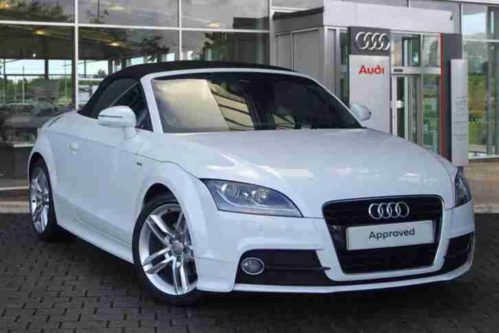 audi 2014 tt 1 8t fsi s line 2dr 2011 manual roadster car for sale. Black Bedroom Furniture Sets. Home Design Ideas