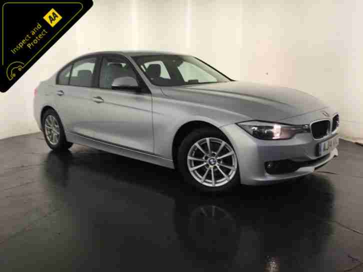 2014 BMW 320D BUSINESS EFFICIENT DYNAMIC 1 OWNER SERVICE HISTORY FINANCE PX