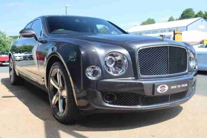 2014 Bentley Mulsanne 6.75 4dr