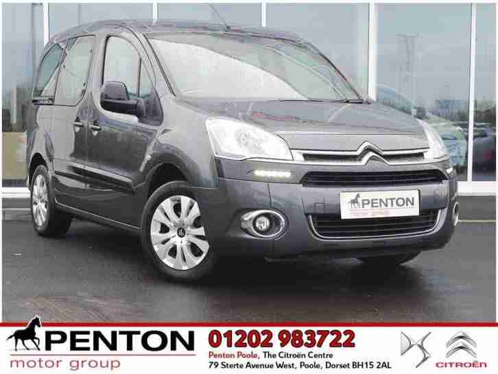 2014 CITROEN BERLINGO MULTISPACE 1.6 HDI PLUS 5DR