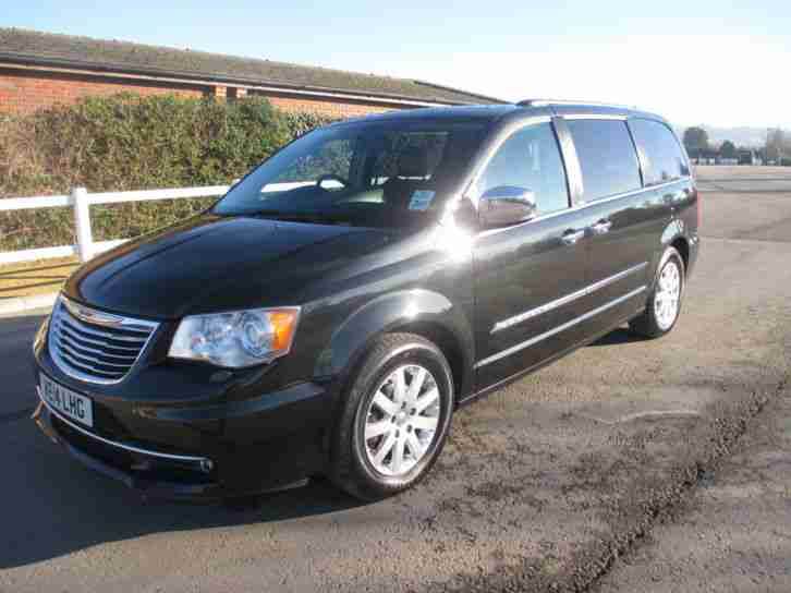 2014 Chrysler Grand Voyager LIMITED CRD AUTO **MASSIVE SPEC**