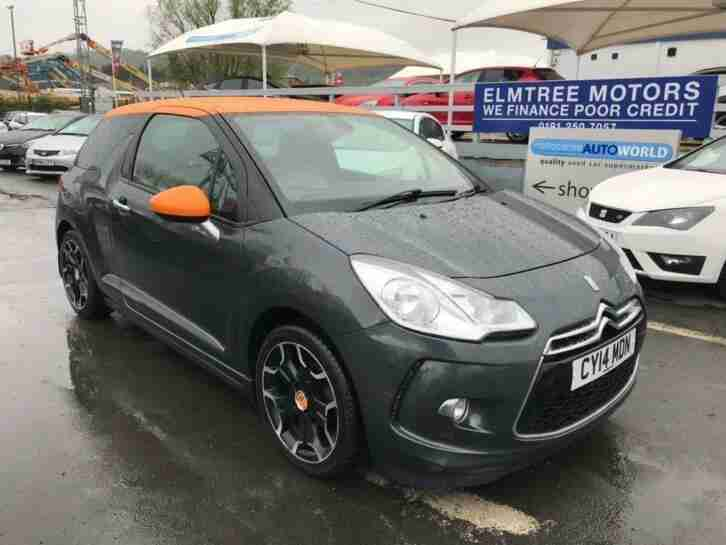 2014 DS3 1.6 DStyle By Benefit 3dr