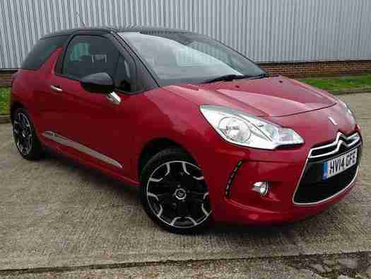 2014 DS3 1.6 VTi 16V DStyle Plus 3