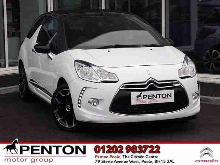 2014 DS3 1.6 VTi DStyle Plus 3dr