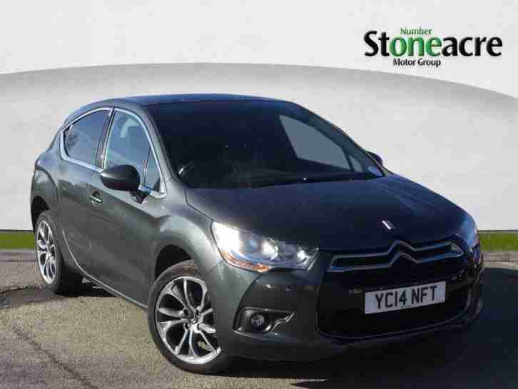 2014 DS4 1.6 e HDi Airdream DStyle