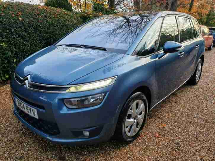 2014 Citroen Grand C4 Picasso 1.6 HDi VTR+ BRAND NEW TIMING BELT & WATER PUMP