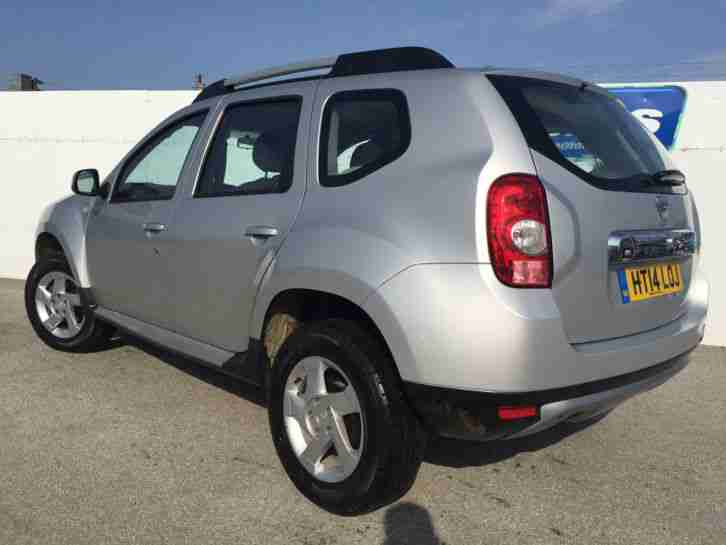 2014 dacia duster 110 4x4 laureate 5 door car for sale. Black Bedroom Furniture Sets. Home Design Ideas