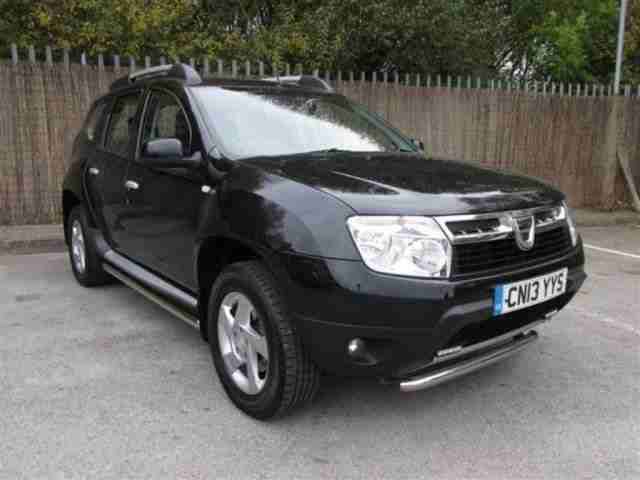 2014 dacia duster diesel estate 1 5 dci 110 laureate 5d. Black Bedroom Furniture Sets. Home Design Ideas