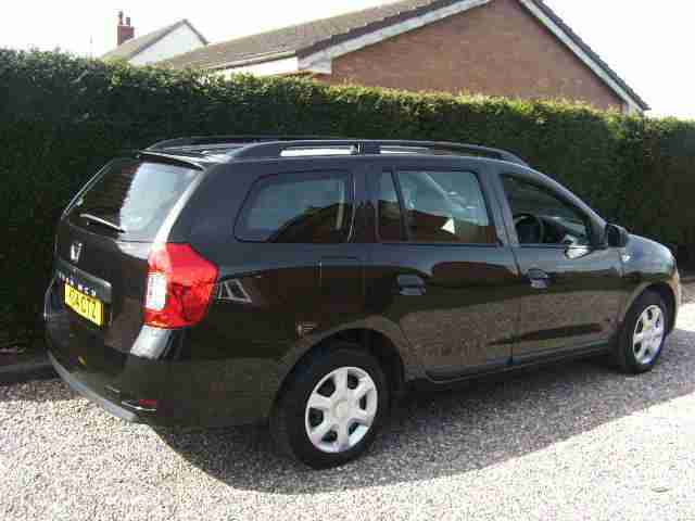 2014 dacia logan mcv 90bhp ambiance one owner. Black Bedroom Furniture Sets. Home Design Ideas