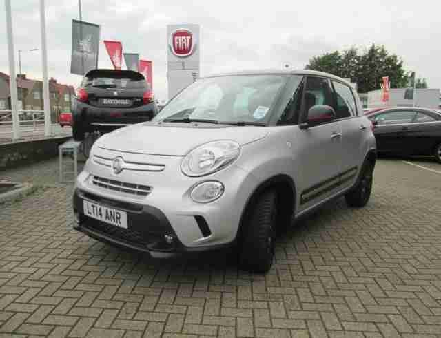 2014 Fiat 500L Beats Edition Multijet 105, Ex-Demonstrator, Radio/CD Player, U