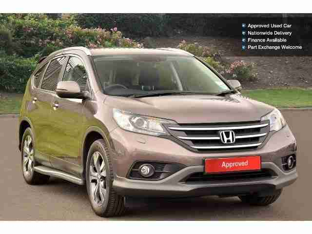Honda CR. Honda car from United Kingdom