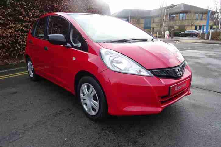 2014 Jazz 1.2 i VTEC S Petrol red