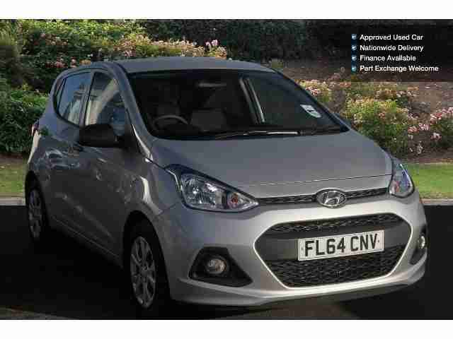 2014 I10 1.0 S Air 5Dr Petrol