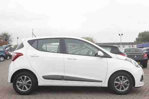 2014 Hyundai i10 1.2 Premium 5-Door Hatchback White