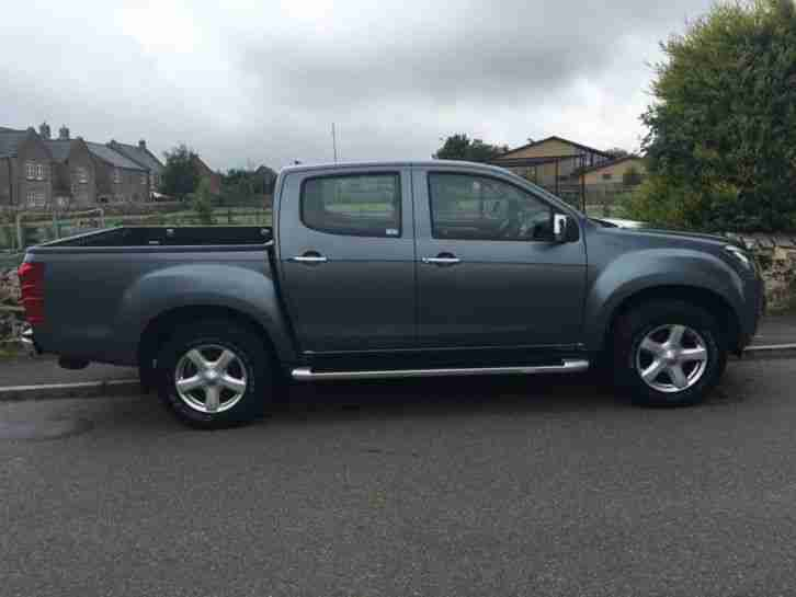 2014 Isuzu D Max Yukon 2.5 Manual 4X4