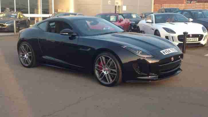 2014 F TYPE 5.0 V8 R Coupe Automatic