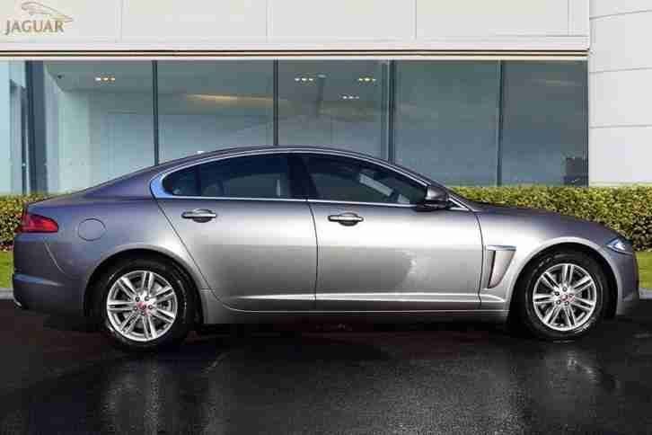 2014 Jaguar XF D LUXURY Diesel grey Automatic