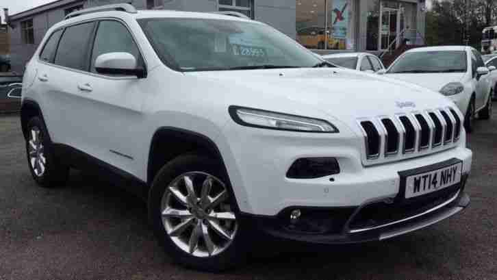 Jeep Cherokee. Jeep car from United Kingdom