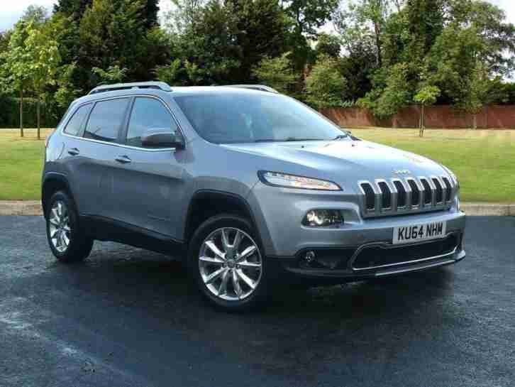 2014 Jeep Cherokee 2.0 CRD Limited 4WD (s s) 5dr