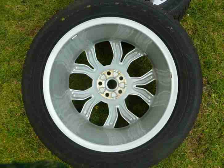 2014 Land Rover Discovery Sport 19 Alloy Wheels Amp All