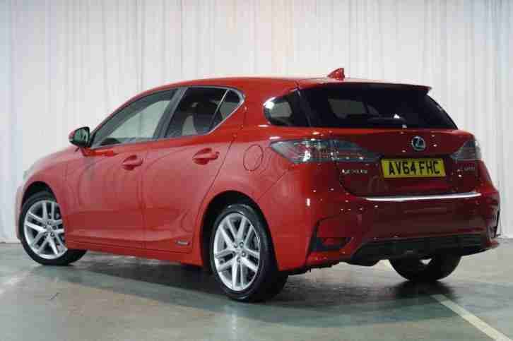 2014 LEXUS CT HATCHBACK Automatic