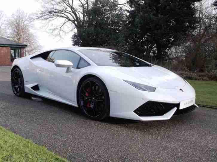 Lamborghini 2014 Huracan Lp 610 4 Petrol Semi Auto Car For Sale