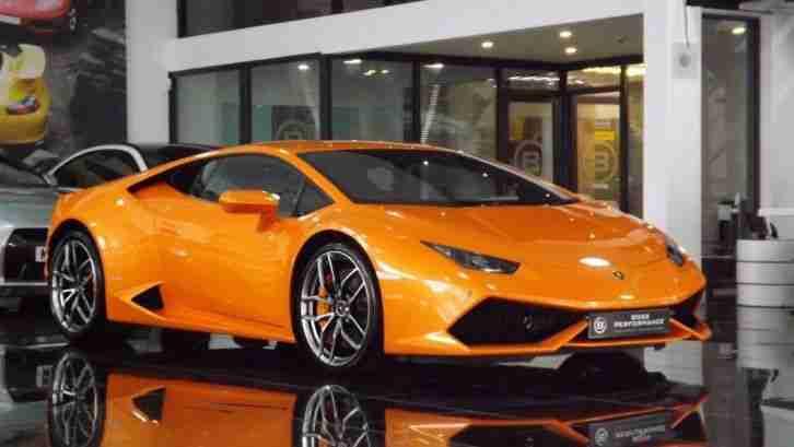 Lamborghini 2014 Huracan Lp610 4 Car For Sale