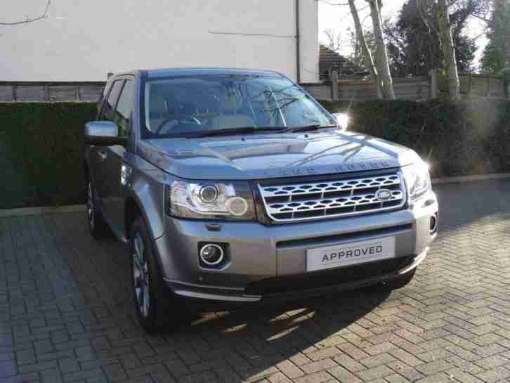 2014 Land Rover Freelander 2.2 SD4 Metropolis