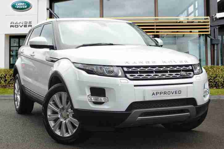 2014 Land Rover Range Rover Evoque SD4 PURE