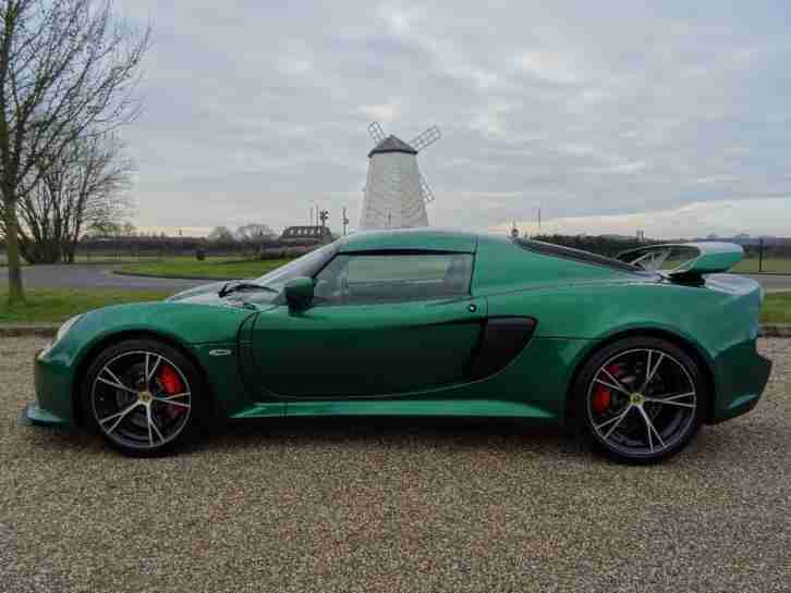 Lotus Exige. Lotus car from United Kingdom