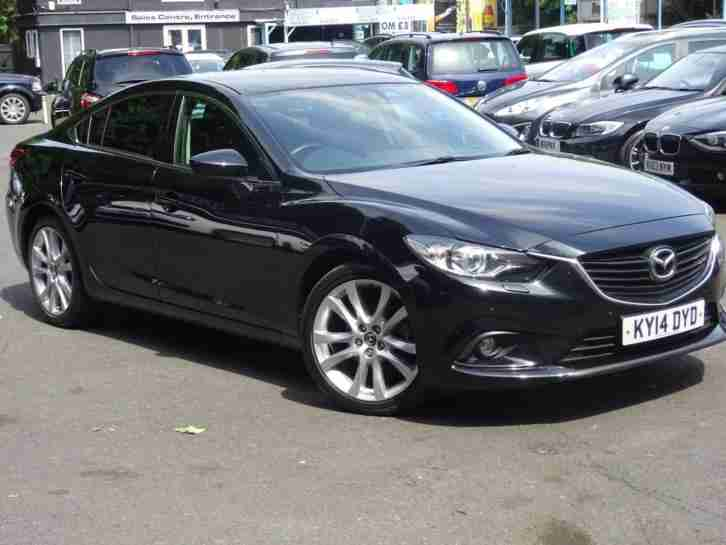2014 6 2.2d Sport Nav FULL LEATHER ,1