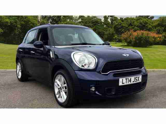 2014 MINI Countryman 2.0 Cooper S D 5 door Diesel Hatchback