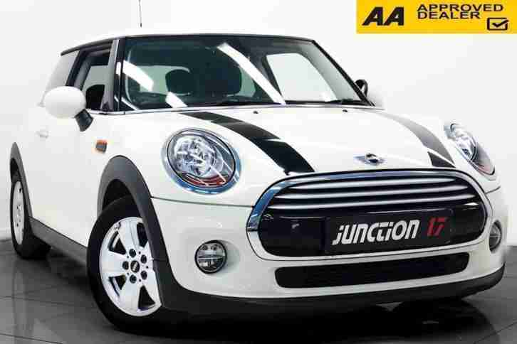 2014 MINI HATCHBACK 1.5 Cooper 3dr Petrol silver Manual