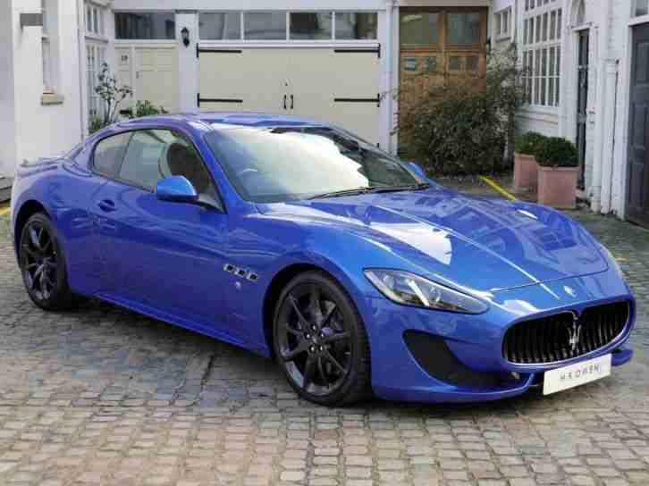 Maserati 4 Door >> Maserati Granturismo Sport Mc Auto 14 64 Petrol Automatic