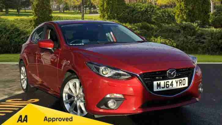 2014 3 2.0 Sport Nav 5dr Manual Petrol