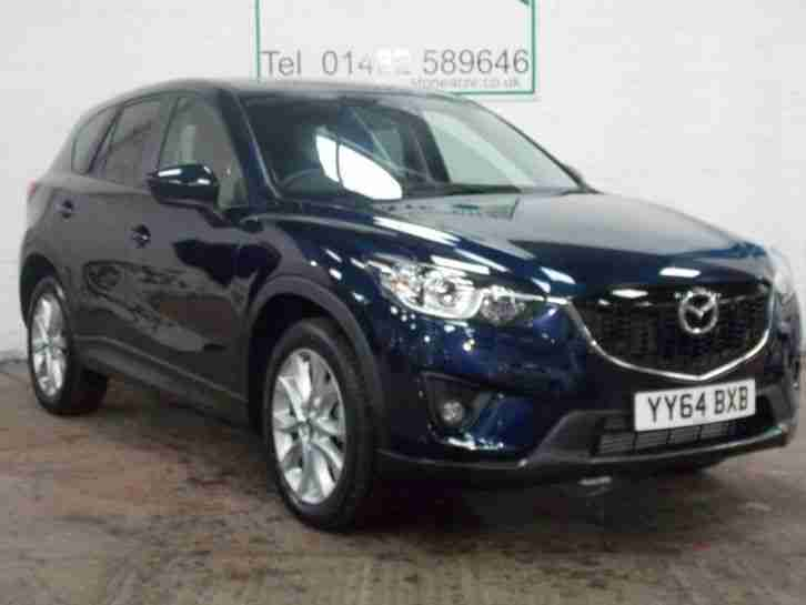 mazda 2014 cx 5 2 2td sport 5dr 4wd car for sale. Black Bedroom Furniture Sets. Home Design Ideas