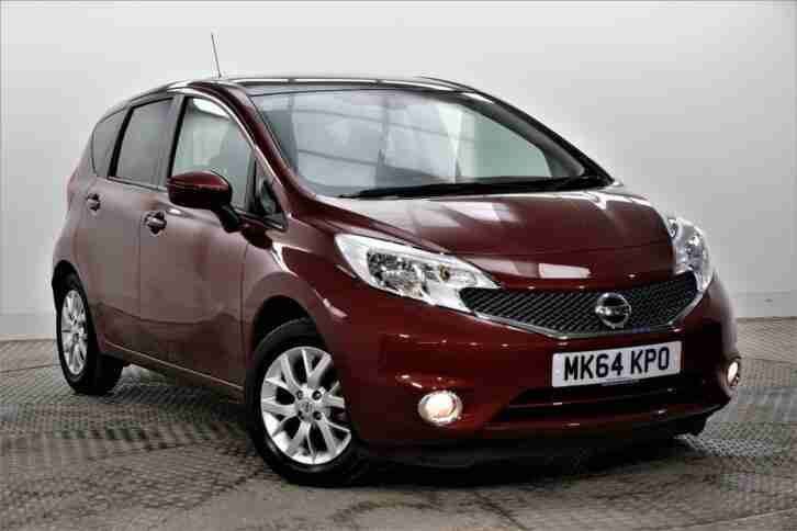 Nissan Note. Nissan car from United Kingdom