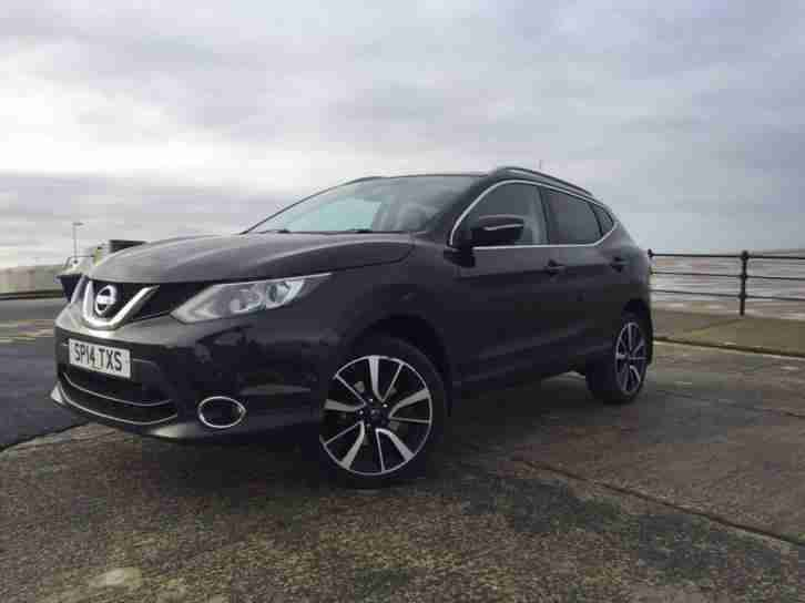 nissan 2014 qashqai tekna 1 5 dci car for sale. Black Bedroom Furniture Sets. Home Design Ideas